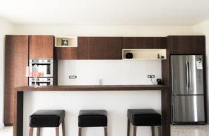 cucina su misura falegnameria Padova